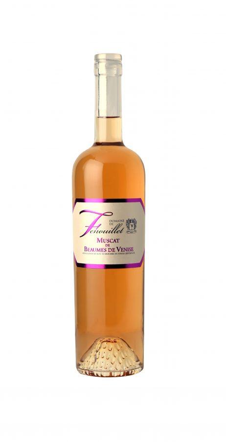 Vin Doux Naturel Rosé BIO 2015 - Domaine de Fenouillet