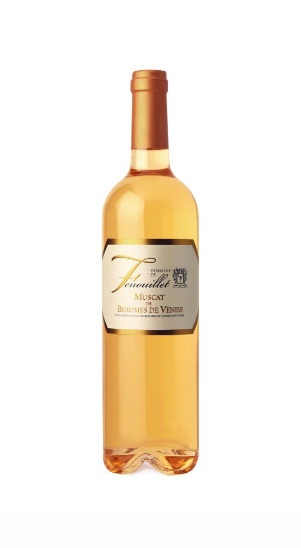 Vin Doux Naturel BIO 2015 - Domaine de Fenouillet