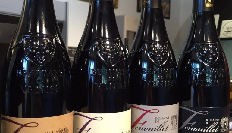 nouvelle bouteille syndicale Beaumes de Venise Rouge