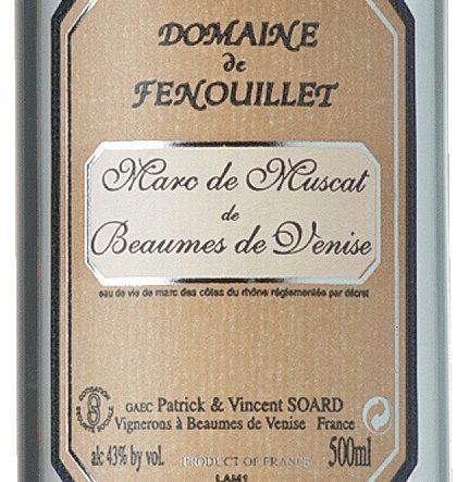 """Marc de Muscat de Beaumes de Venise dans """"Le Vigneron"""""""